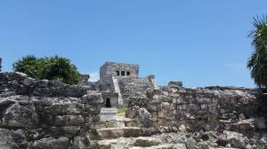 The main building of the Tulum site